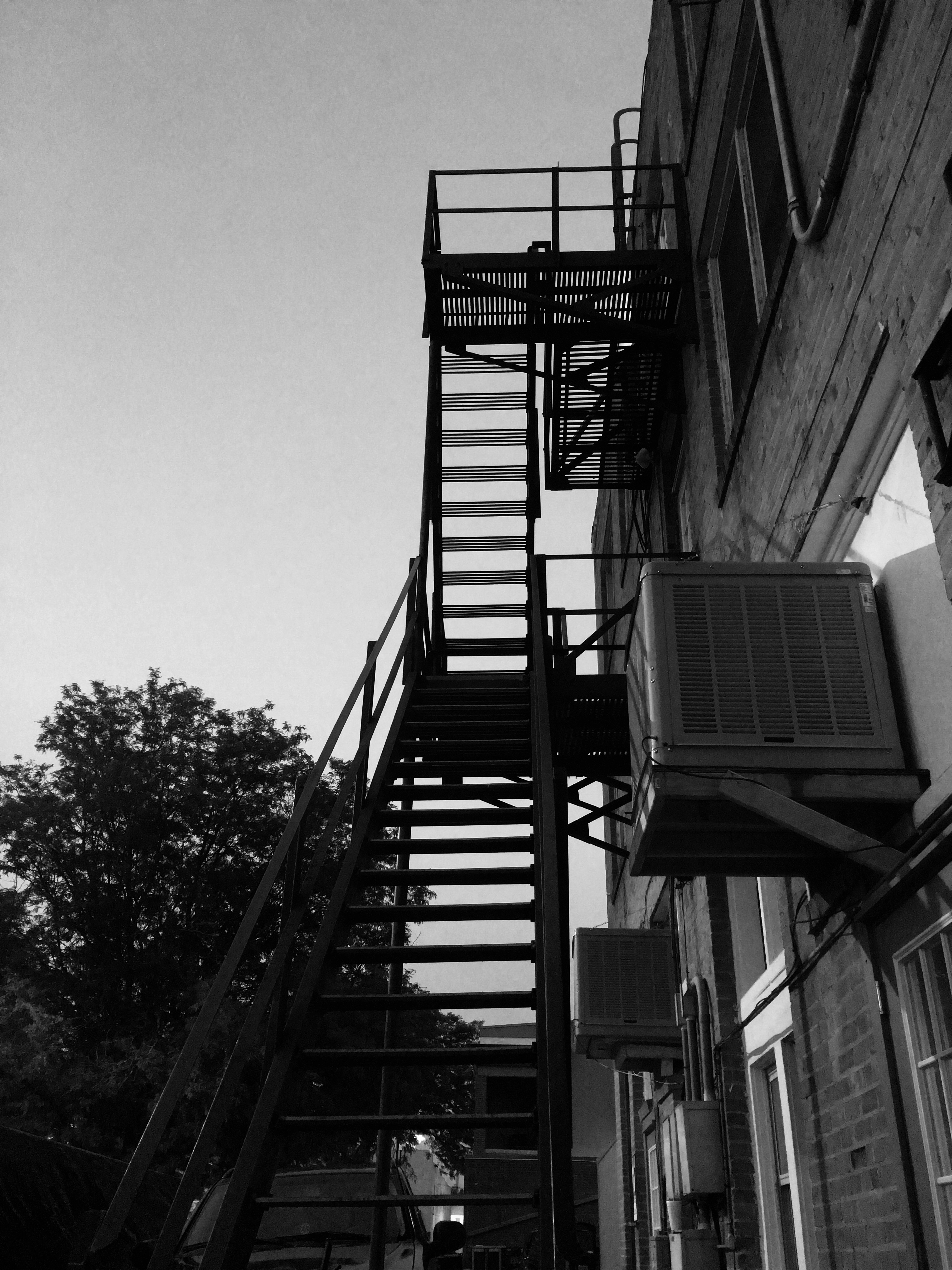 Fire Escape: home